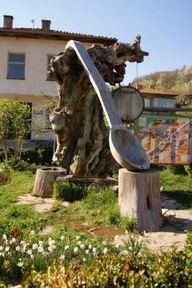 Агушево-село в Родопите