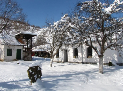 Чепърлянски манастир